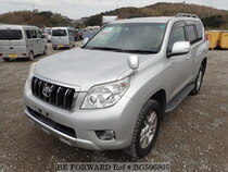 Used 2009 TOYOTA LAND CRUISER PRADO BG596805 for Sale for Sale