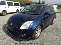 Used 2009 SUZUKI SWIFT BG597321 for Sale for Sale