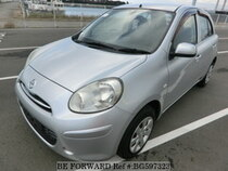 Used 2010 NISSAN MARCH BG597323 for Sale for Sale