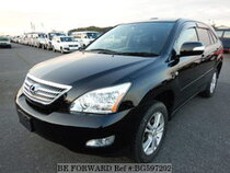 Used 2006 TOYOTA HARRIER BG597202 for Sale for Sale