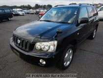 Used 2001 TOYOTA KLUGER BG597334 for Sale for Sale