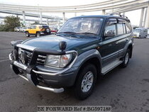 Used 1997 TOYOTA LAND CRUISER PRADO BG597188 for Sale for Sale