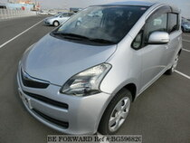 Used 2006 TOYOTA RACTIS BG596820 for Sale for Sale