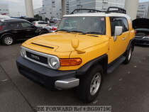 Used 2011 TOYOTA FJ CRUISER BG597190 for Sale for Sale