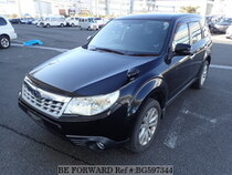 Used 2010 SUBARU FORESTER BG597344 for Sale for Sale
