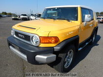 Used 2012 TOYOTA FJ CRUISER BG597248 for Sale for Sale