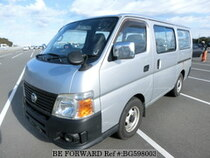 Used 2008 NISSAN CARAVAN VAN BG598003 for Sale for Sale