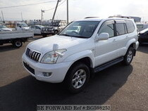 Used 2004 TOYOTA LAND CRUISER PRADO BG598253 for Sale for Sale
