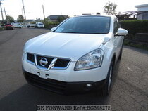 Used 2013 NISSAN DUALIS BG598275 for Sale for Sale