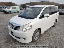 Used 2010 TOYOTA NOAH BG598909 for Sale for Sale