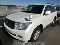 Used 2008 TOYOTA LAND CRUISER BG599345 for Sale for Sale