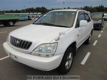 Used 2002 TOYOTA HARRIER BG598602 for Sale for Sale