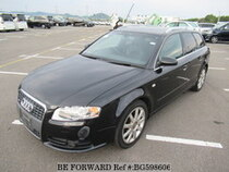 Used 2005 AUDI A4 BG598606 for Sale for Sale