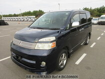 Used 2006 TOYOTA VOXY BG598609 for Sale for Sale