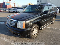 Used 2004 CADILLAC ESCALADE BG598758 for Sale for Sale