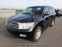 Used 2009 TOYOTA LAND CRUISER BG601640 for Sale for Sale