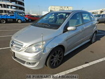 Used 2007 MERCEDES-BENZ B-CLASS BG602841 for Sale for Sale