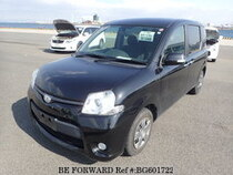 Used 2015 TOYOTA SIENTA BG601722 for Sale for Sale