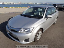 Used 2014 TOYOTA COROLLA AXIO BG601659 for Sale for Sale