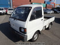 Used 1991 MITSUBISHI MINICAB TRUCK BG601749 for Sale for Sale