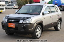Used 2004 HYUNDAI TUCSON BG603289 for Sale for Sale