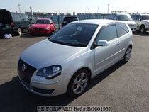 Used 2008 VOLKSWAGEN POLO BG601957 for Sale for Sale