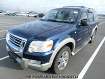 Used 2007 FORD EXPLORER BG602714 for Sale for Sale