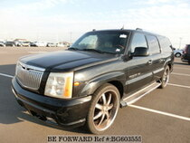 Used 2009 CADILLAC ESCALADE BG603555 for Sale for Sale