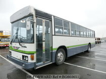 Used 1992 HINO BLUE RIBBON BG603651 for Sale for Sale