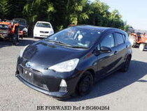 Used 2013 TOYOTA AQUA BG604264 for Sale for Sale