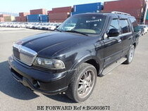 Used 2006 LINCOLN NAVIGATOR BG603675 for Sale for Sale