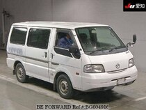 Used 2008 MAZDA BONGO VAN BG604916 for Sale for Sale