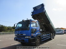 Used 1997 NISSAN BIG THUMB BG605074 for Sale for Sale