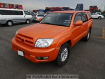 Used 2004 TOYOTA HILUX SURF BG604950 for Sale for Sale