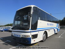 Used 1993 MITSUBISHI AERO QUEEN BG605075 for Sale for Sale