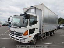 Used 2010 HINO RANGER BG605076 for Sale for Sale