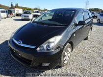 Used 2009 TOYOTA WISH BG605103 for Sale for Sale