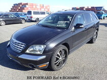 Used 2006 CHRYSLER PACIFICA BG604901 for Sale for Sale
