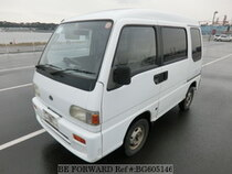 Used 1993 SUBARU SAMBAR BG605146 for Sale for Sale