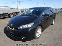 Used 2011 TOYOTA WISH BG605001 for Sale for Sale