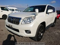 Used 2013 TOYOTA LAND CRUISER PRADO BG605007 for Sale for Sale