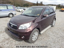 Used 2010 TOYOTA RUSH BG605453 for Sale for Sale