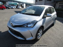 Used 2015 TOYOTA VITZ BG605564 for Sale for Sale
