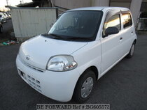 Used 2010 DAIHATSU ESSE BG605573 for Sale for Sale