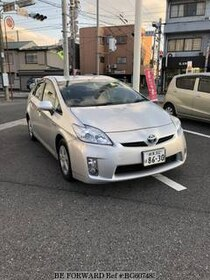 Used 2009 TOYOTA PRIUS BG607483 for Sale for Sale