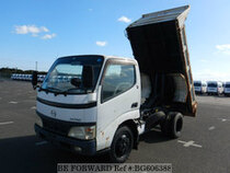 Used 2002 HINO DUTRO BG606388 for Sale for Sale