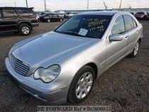 Used 2002 MERCEDES-BENZ C-CLASS BG606819 for Sale for Sale