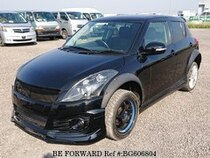 Used 2014 SUZUKI SWIFT BG606804 for Sale for Sale