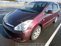 Used 2009 TOYOTA WISH BG607138 for Sale for Sale