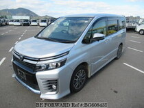 Used 2014 TOYOTA VOXY BG608435 for Sale for Sale